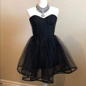 Alice + Olivia Bustier Tulle Dress (AS IS)